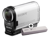 Sony HDR-AS200VB Action Κάμερα 1080p Full HD   Bike Mount Kit + Powerbank   Μediamarkt   269€