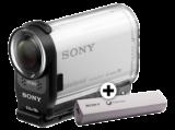 Sony HDR-AS200VB Action Κάμερα 1080p Full HD | Bike Mount Kit + Powerbank | Μediamarkt | 269€