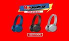 SONY MDR-ZX220BTB Ασύρματα Ακουστικά Bluetooth   mediamarkt   49€