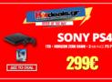 Sony PlayStation 4 Slim 1TB   + Horizon Zero Dawn + 3 Μήνες Συνδρομή PS Plus   MediaMarkt   299€