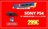 Sony PlayStation 4 Slim 1TB | + Horizon Zero Dawn + 3 Μήνες Συνδρομή PS Plus | MediaMarkt | 299€