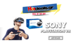 SONY PlayStation VR | Camera V2 +2 Games + Move Twin Pack  | Black Friday Public & MediaMarkt