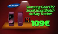 Samsung Gear Fit2 Small SmartWatch – Activity Tracker   Public   109€