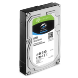 Σκληρός Δίσκος – Seagate SkyHawk 8TB – Internal Hard Drive (256MB Cache / SATA III 6GB/s)| [amazon.de] | 214€