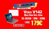 VERO Laptop V142 Quad Core Intel Atom X5-Z8350/2GB/32GB   Μediamarkt.gr   179€