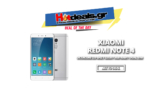 XIAOMI Redmi Note 4 Phablet 5.5″ Inch | OctaCore (3GB RAM / 32GB / 13MP) DUAL SIM | Gearbest | 124€