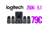 LOGITECH Surround Sound Speakers Z506 5.1 | multirama | 79€