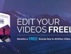 ACDSee Video Studio 2 | Video Editor – Video Screen Recorder | ΔΩΡΕΑΝ 1 ΧΡΟΝΟ