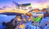 Aegean Προσφορές – Αεροπορικά από 19€ | Φθηνά Εισιτήρια για Ελλάδα | 500.000 | aegeanair
