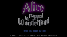 Alice Trapped in Wonderland App   Παιχνίδι για iPhone iPad iPod Touch   iTunes 11   Δωρεάν