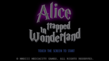 Alice Trapped in Wonderland App | Παιχνίδι για iPhone iPad iPod Touch | iTunes 11 | Δωρεάν