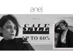Anel Fashion Εκπτώσεις 2018 | Προσφορές έως 60% | Γυναικεία Ρούχα