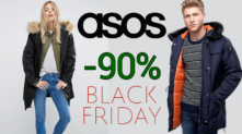 ASOS Black Friday Εκπτώσεις 20% σε ΟΛΑ ακόμα και σε αυτά που έχει ήδη με 70% έκπτωση | asoscom | -90%
