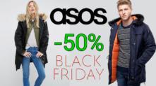 ASOS Black Friday Εκπτώσεις έως 50% σε Όλα τα Χειμερινά Ρούχα | asoscom | -50%