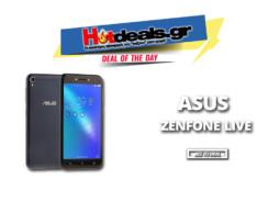 ASUS ZenFone Live | Smartphone Κινητό 5 ιντσών Dual Sim | mediamarkt | 99€