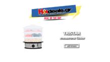 Ατμομάγειρας Tristar VS-3914 | Tristar Food Steamer 1200w | Eshopgr | 24.90€