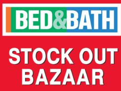 Bed & Bath Προσφορές κ Εκπτώσεις σε Είδη Σπιτιού έως και 80% | Stock Out Bazaar | -80%