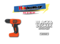 Black & Decker BDCD8-QW 7.2V Δραπανοκατσάβιδο | Εργαλεία media markt | 29€