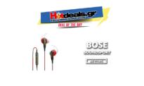 Bose SoundSport   Ακουστικά Apple Handsfree iPhone   Mediamarkt   69€