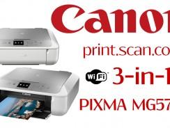 Πολυμηχάνημα Inkjet CANON PIXMA MG5753 Wireless   mediamarktgr   55€