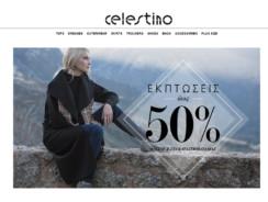 Celestino Προσφορές έως 50% | Γυναικεία Ρούχα – Φορέματα – Μπλούζες με Έκπτωση | celestino.gr