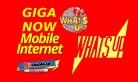 GIGA NOW Cosmote Whats Up | 3GB Mobile Internet με 4€ | Giga_Week | GIGA_SouKou | GIGA_day