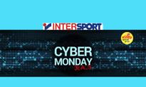 Cyber Monday Intersport 2017 | Προσφορές Αθλητικά Ρούχα – Παπούτσια