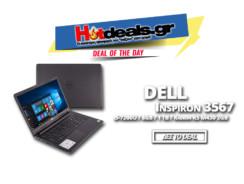 DELL Inspiron 3567 15.6″ Λάπτοπ | CPU i5-7200U / 8GB RAM / 1 TB HDD / R5 M430 2GB  | mediamarkt | 579€