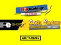 E-shop.gr Crazy Sundays 30-05-2017 | Προσφορές και Εκπτώσεις Εβδομάδας από το E-shop.gr