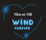 Wind F2G 10GB με 10€ – Χριστουγεννιάτικη Προσφορά Wind για Καρτοκινητά + F2G + Q
