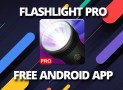 Flashlight PRO | Φακός για Android | Google Play Store | Δωρεάν