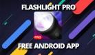 Flashlight PRO | Φακός για Android | Google Play Store | Δωρεάν