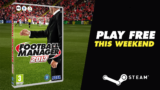 Football Manager 2017 PC Steam | FM 2017 2 Μέρες ΔΩΡΕΑΝ και Έκπτωση 50% για Αγορά | 27.90€