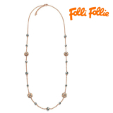 Folli Follie Επιλεγμένα Κοσμήματα με 'Εκπτωση 40% – SANTORINI FLOWER ΚΟΛΙΕ | [follifolliegr] | 72€