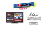FU FL2D5502UH Τηλεόραση Smart 55 ιντσών LED TV ULTRA HD | [MediaMarkt.gr] | 429€