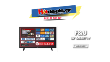 F&U FLS32214H 32 Smart Τηλεόραση FULL HD TV | Kotsovolos