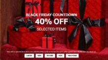 Black Friday H&M 2018 | Προσφορές Black Friday Ρούχα H&M -40%