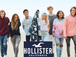 Hollister Co εκπτώσεις έως 70% σε Όλα τα Ρούχα | hollisterco.com | 70%
