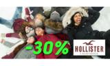 Hollister Co εκπτώσεις έως 30% σε Επιλεγμένα Είδη | eu.hollisterco.com |
