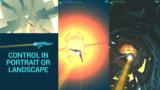 Hyperburner Flier App | Παιχνίδι για iPhone iPad iPod Touch | iTunes 11 | Δωρεάν