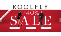 KOOLFLY Προσφορές και Εκπτώσεις έως 40% | Koolfly.com | Φθινοπωρινές Εκπτώσεις έως -40%