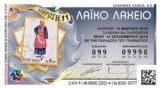 ΛΑΙΚΟ ΛΑΧΕΙΟ | Κλήρωση 04/08/2020 Λαϊκό Λαχείο ΔΕΣ ΑΝ ΚΕΡΔΙΣΕΣ | Laiko Laxeio