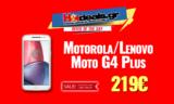 Lenovo Moto G4 Plus Motorola | 5.5″ 4G DUAL SIM 16GB Smartphone | public.gr | 219€