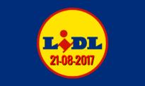 Lidl Φυλλάδιο Προσφορών 21-08-2017 | Lidl Προσφορές Εβδομάδας