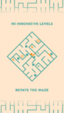 Minimal Maze App | Παιχνίδι Λαβύρινθος για iOS iPhone | iTunes App Store | Free Download