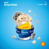 Shell Κουπόνια Σινεμά Odeon Ster με 20 Λίτρα Καύσιμα | Διπλό εισιτήριο με 5€ | Shellsmart.gr