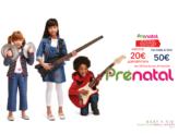 Prenatal Προσφορά σε Ρούχα για Βρέφη και Παιχνίδια | Κέρδιστε 20€ για κάθε αγορά 50€ στα είδη βρεφανάπτυξης | Prenatal.gr | FREE