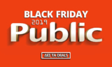 Public Black Friday 2019 | Προσφορές BlackFriday PUBLIC