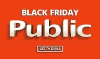 Black Friday Public 2018 | Προσφορές BlackFriday public.gr | + Cyber Monday