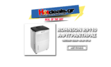 ROHNSON R9110 Αφυγραντήρας | 10LT/24H 230W έως 45 m2 | kotsovolos | 129€